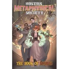 BOSTON METAPHYSICAL SOCIETY BOOK OF DEMONS ONE SHOT