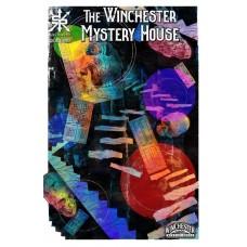 WINCHESTER MYSTERY HOUSE #3 (OF 3) CVR B QUACKENBUSH (MR)