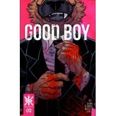 GOOD BOY #2 (OF 3) CVR A BRADSHAW (MR)