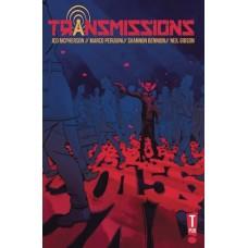 TRANSMISSIONS #2 (OF 4) (MR)