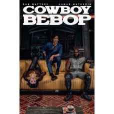 COWBOY BEBOP #1 CVR B PHOTO