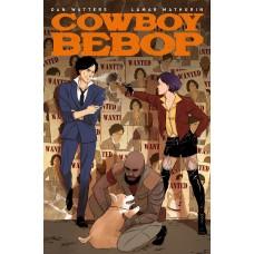COWBOY BEBOP #1 CVR E LI