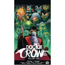 DOCTOR CROWE GN VOL 01 (OF 4)