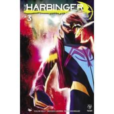 HARBINGER (2021) #3 CVR A RODRIGUEZ