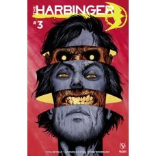 HARBINGER (2021) #3 CVR B POLLINA