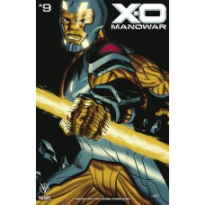 X-O MANOWAR (2020) #9 CVR B CHO