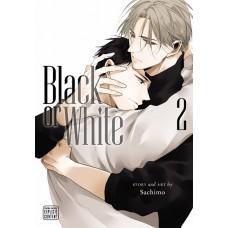 BLACK OR WHITE GN VOL 02 (MR) (C: 0-1-2)