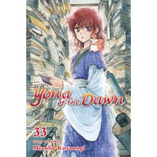 YONA OF THE DAWN GN VOL 33 (C: 0-1-2)