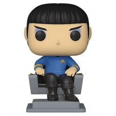 POP TV PWP YOUTHTRUST SPOCK IN CHAIR VINYL FIG (C: 1-1-2)