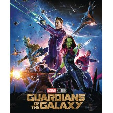 GUARDIANS OF THE GALAXY WOOD 16IN WALL ART (C: 1-1-2)