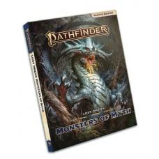 PATHFINDER LOST OMENS MONSTERS OF MYTH HC (P2) (C: 0-1-2)