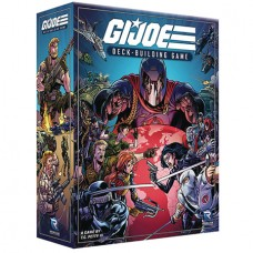 GI JOE DECK BUILDING GAME (C: 0-1-2)