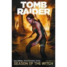 TOMB RAIDER TP VOL 01 SEASON OF WITCH