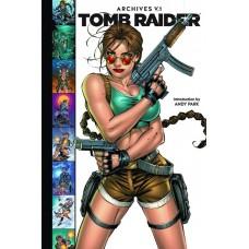 TOMB RAIDER ARCHIVES HC VOL 01