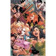 HARLEY & IVY MEET BETTY & VERONICA #2 (OF 6)