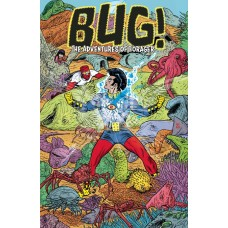 BUG THE ADVENTURES OF FORAGER #5 (OF 6) (MR)
