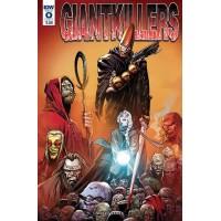 GIANTKILLERS #0 CVR A SEARS