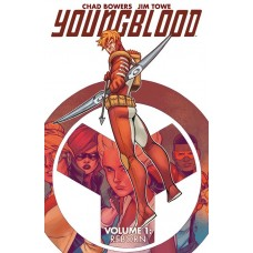 YOUNGBLOOD TP VOL 01 REBORN