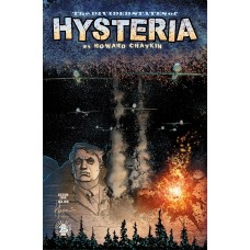 DIVIDED STATES OF HYSTERIA #6 (MR)