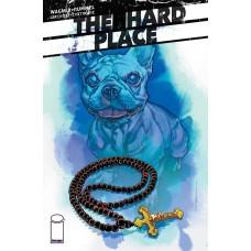 HARD PLACE #4 (OF 5) CVR A STELFREEZE (MR)
