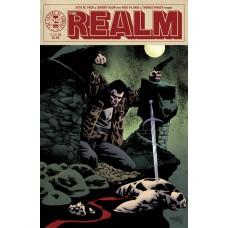 REALM #3 CVR B JONES & MADSEN (MR)