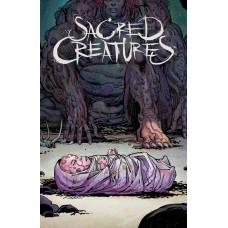 SACRED CREATURES #5 CVR B JANSON (MR)