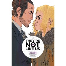 THEYRE NOT LIKE US TP VOL 03 (MR)
