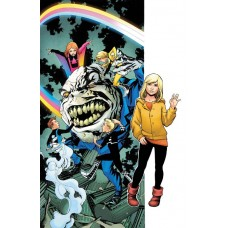 POWER PACK #63 LEGACY