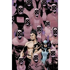 ALL NEW WOLVERINE #27 LEGACY
