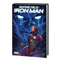 INVINCIBLE IRON MAN IRONHEART PREM HC VOL 02 CHOICES