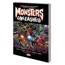 MONSTERS UNLEASHED TP