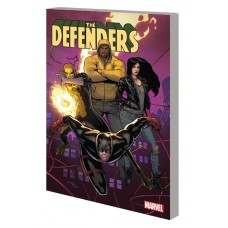 DEFENDERS TP VOL 01 DIAMONDS ARE FOREVER