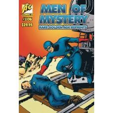 MEN OF MYSTERY #106
