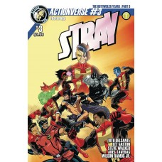 ACTIONVERSE ONGOING #3 STRAY CVR A IZAAKSE