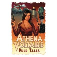 ATHENA VOLTAIRE PULP TALES PROSE NOVEL TP VOL 01