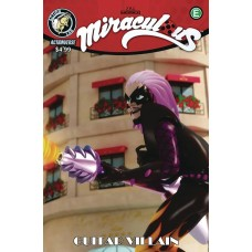 MIRACULOUS TALES OF LADY BUG AND CAT NOIR TP CATACLYSM