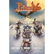 PRINCELESS TP VOL 06 MAKE YOURSELF PART 2