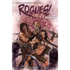 ROGUES TP VOL 04 ODD PARENTHOOD