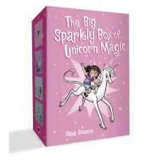 BIG SPARKLY BOX OF UNICORN MAGIC BOXED SET