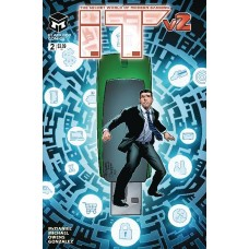 IT SECRET WORLD OF MODERN BANKING 2 #2 (OF 5) CVR A  MICHAEL