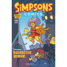 SIMPSONS COMICS #241