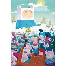 ADVENTURE TIME #70 SUBSCRIPTION MCCORMICK VARIANT