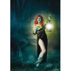 TAROT WITCH OF THE BLACK ROSE #107 PHOTO CVR ED (MR)