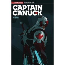 CAPTAIN CANUCK TP VOL 01 ALEPH NEW ED