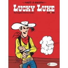 LUCKY LUKE COMPLETE COLL HC VOL 01