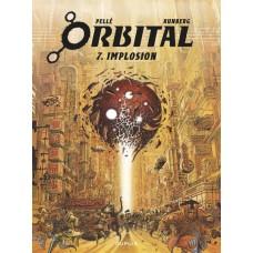 ORBITAL GN VOL 07 IMPLOSION