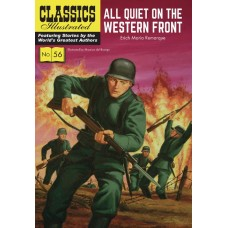 CLASSIC ILLUSTRATED TP ALL QUIET ON WESTERN FRONT