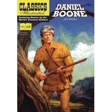 CLASSIC ILLUSTRATED TP DANIEL BOONE