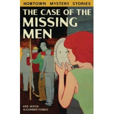 CASE OF THE MISSING MEN GN