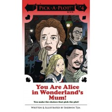 YOU ARE ALICE IN WONDERLANDS MUM GN